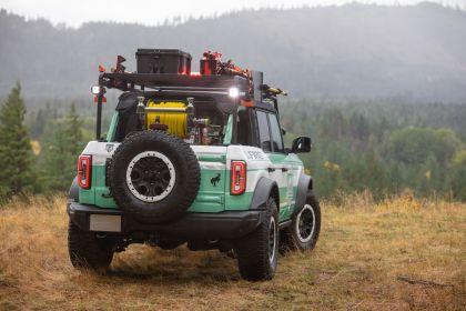 2020 Ford Bronco + Filson Wildland Fire Rig Concept 7