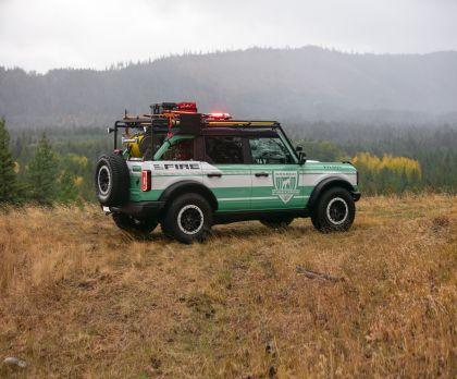 2020 Ford Bronco + Filson Wildland Fire Rig Concept 8