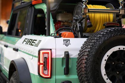 2020 Ford Bronco + Filson Wildland Fire Rig Concept 10