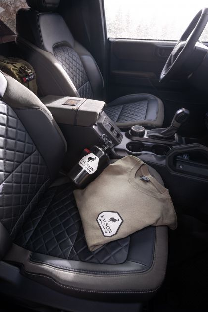 2020 Ford Bronco + Filson Wildland Fire Rig Concept 14