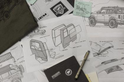 2020 Ford Bronco + Filson Wildland Fire Rig Concept 16
