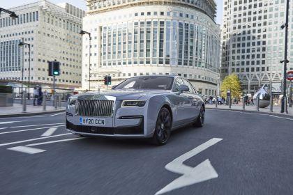 2021 Rolls-Royce Ghost - UK version 1
