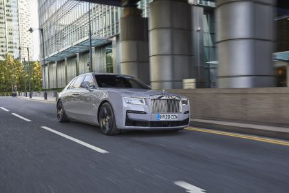2021 Rolls-Royce Ghost - UK version 2