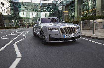 2021 Rolls-Royce Ghost - UK version 3