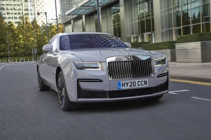 2021 Rolls-Royce Ghost - UK version 4
