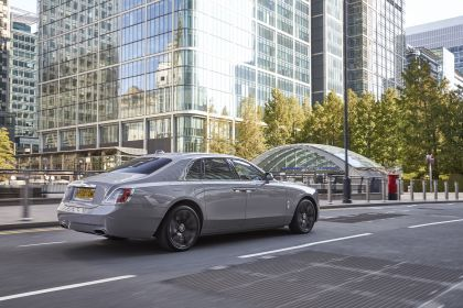 2021 Rolls-Royce Ghost - UK version 6