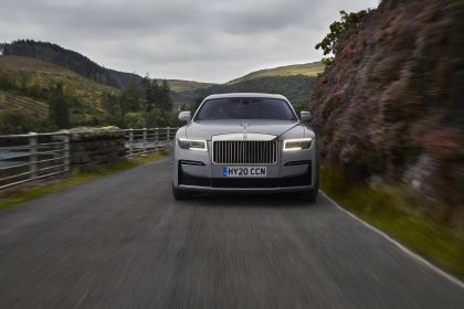 2021 Rolls-Royce Ghost - UK version 7