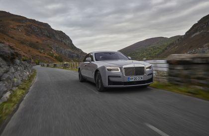2021 Rolls-Royce Ghost - UK version 9