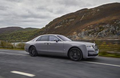 2021 Rolls-Royce Ghost - UK version 10