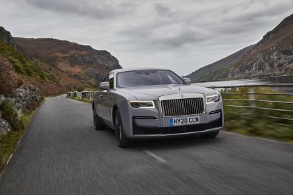 2021 Rolls-Royce Ghost - UK version 11