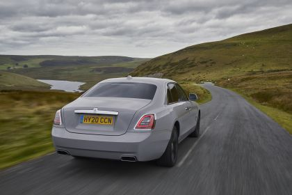 2021 Rolls-Royce Ghost - UK version 13