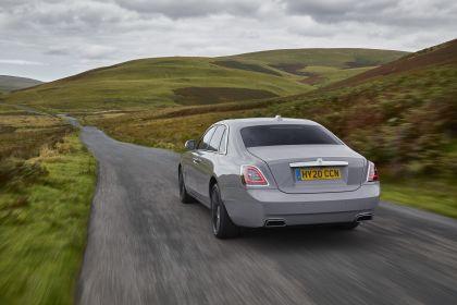 2021 Rolls-Royce Ghost - UK version 15