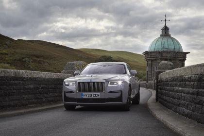 2021 Rolls-Royce Ghost - UK version 16