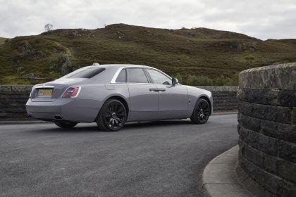 2021 Rolls-Royce Ghost - UK version 18