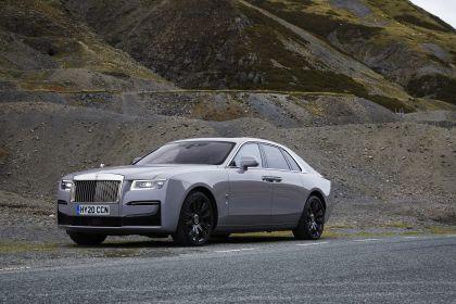 2021 Rolls-Royce Ghost - UK version 19