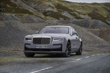2021 Rolls-Royce Ghost - UK version 20
