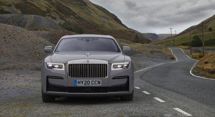 2021 Rolls-Royce Ghost - UK version 21
