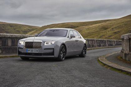 2021 Rolls-Royce Ghost - UK version 22