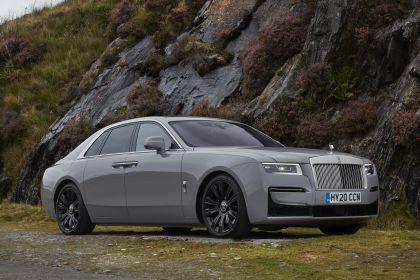 2021 Rolls-Royce Ghost - UK version 23