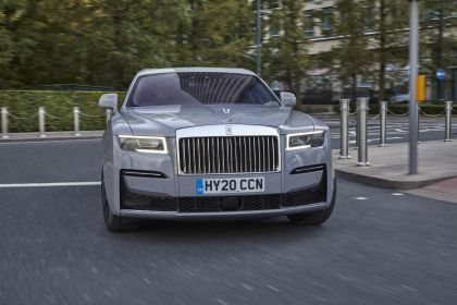 2021 Rolls-Royce Ghost - UK version 25