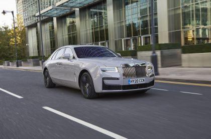 2021 Rolls-Royce Ghost - UK version 26