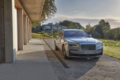 2021 Rolls-Royce Ghost - UK version 27