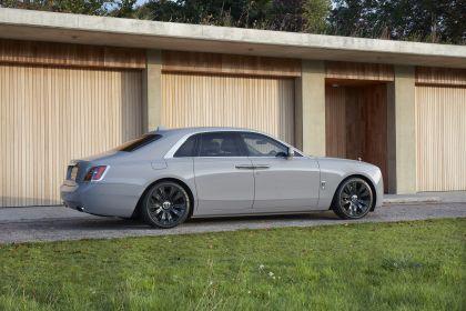2021 Rolls-Royce Ghost - UK version 28
