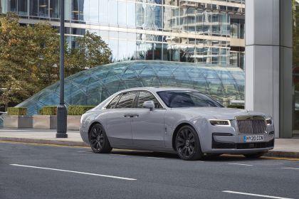 2021 Rolls-Royce Ghost - UK version 31