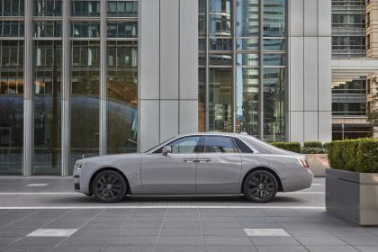 2021 Rolls-Royce Ghost - UK version 34