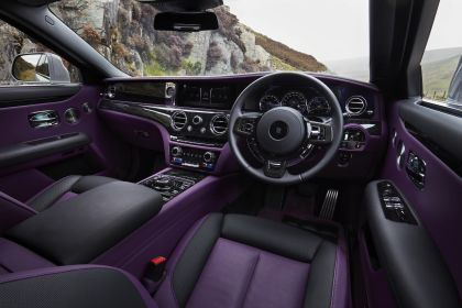2021 Rolls-Royce Ghost - UK version 49