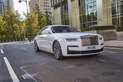 2021 Rolls-Royce Ghost - UK version 55