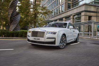 2021 Rolls-Royce Ghost - UK version 56