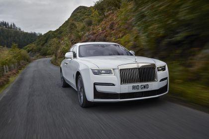 2021 Rolls-Royce Ghost - UK version 60