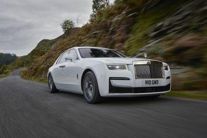 2021 Rolls-Royce Ghost - UK version 61