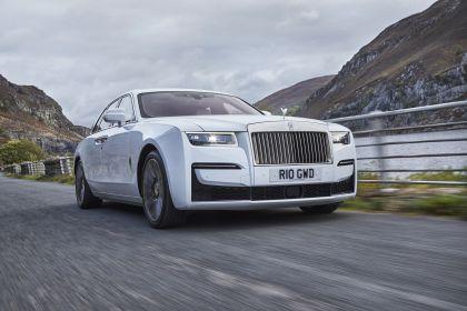 2021 Rolls-Royce Ghost - UK version 66