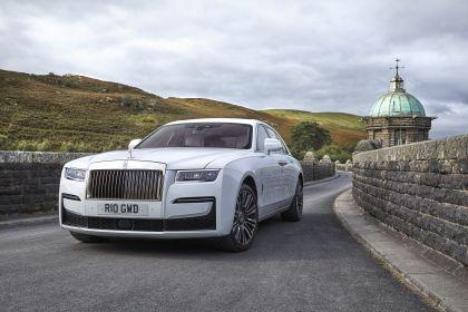 2021 Rolls-Royce Ghost - UK version 68