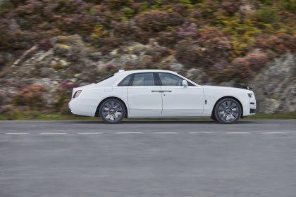 2021 Rolls-Royce Ghost - UK version 71