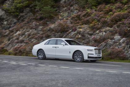 2021 Rolls-Royce Ghost - UK version 72
