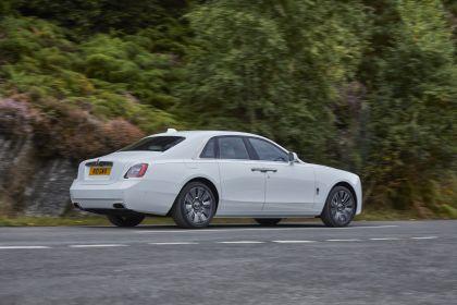 2021 Rolls-Royce Ghost - UK version 73
