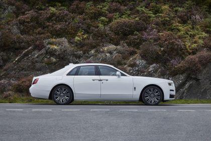 2021 Rolls-Royce Ghost - UK version 74