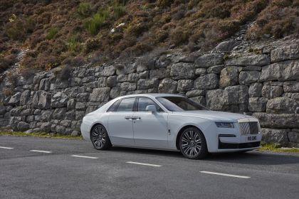 2021 Rolls-Royce Ghost - UK version 75