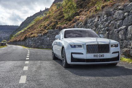 2021 Rolls-Royce Ghost - UK version 77