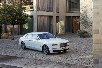2021 Rolls-Royce Ghost - UK version 79