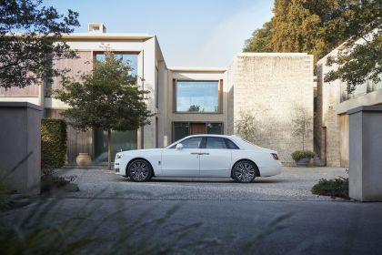 2021 Rolls-Royce Ghost - UK version 80