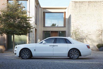 2021 Rolls-Royce Ghost - UK version 81