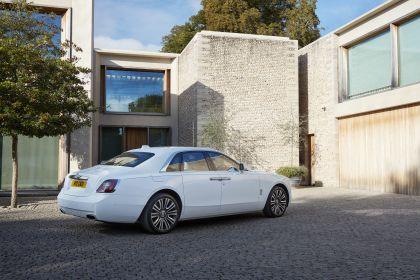 2021 Rolls-Royce Ghost - UK version 82