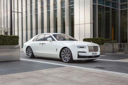 2021 Rolls-Royce Ghost - UK version 83