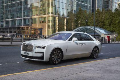 2021 Rolls-Royce Ghost - UK version 85