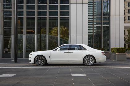 2021 Rolls-Royce Ghost - UK version 86