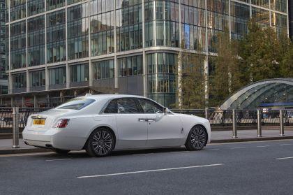 2021 Rolls-Royce Ghost - UK version 87